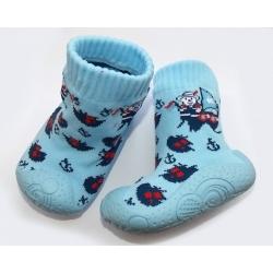"""κάλτσες με μαλακό  πέλμα """"Boat"""""""