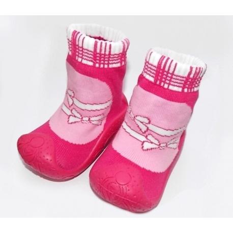 """κάλτσες με μαλακό πέλμα """"Bow"""""""