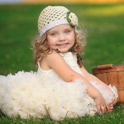 Φούστα για κορίτσι Ivory white