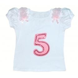 Μπλουζάκι (5) γενέθλια