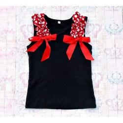 Μπλουζάκι για κορίτσι Pettit Minnie