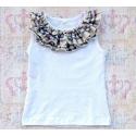 μπλουζάκι για κορίτσι Burberry Style
