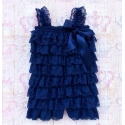 "romper ""Navy blue"""