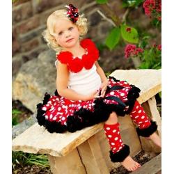 Φούστα για κορίτσι Minnie mouse