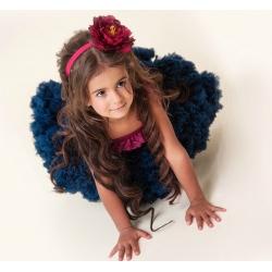 Φούστα για κορίτσι Navy blue