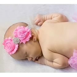 """Κορδελα """"shabby baby pink roses"""""""