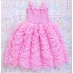 Φόρεμα για κορίτσι Princess pink