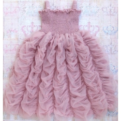 φορεμα ''Princess'' dusty pink