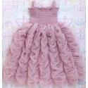 Φόρεμα για κορίτσι Princess dusty pink