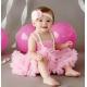 φορεμα ''Baby pink rosette''