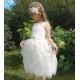 φορεμα ''Princess'' ivory white