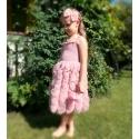 φορεμα ''Princess'' dusty pink