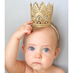 """Κορδέλα μαλλιών """"Princess Crown"""""""
