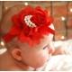 """κορδελα μαλλιων""""Rose & pearls"""""""
