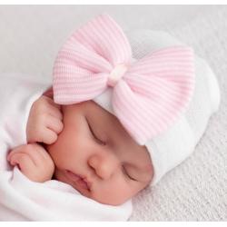 Σκουφάκι για νεογέννητο 1