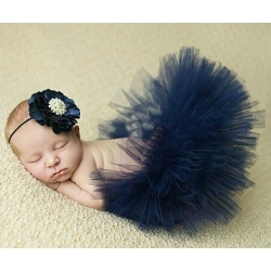 Φουντωτη φουστα Navy blue tutu