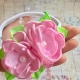 κορδελα βαπτισης Pink blossom