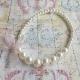 Παιδικο κολιε White pearls