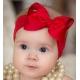 κορδελα μαλλιων Κοκκινος φιογκος