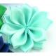 Βαπτιστικα βρεφικα σανδαλια Diamante flower