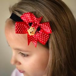 κορδέλα μαλλιών Minnie