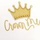 Μπλουζακι ''Crown'' white