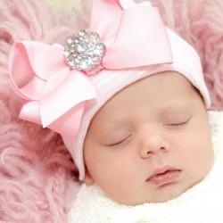 Σκουφάκι για νεογέννητο 5