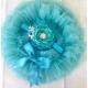 Καλυμμα πανας-Tutu Aquamarine με κορδελα