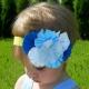 """Kορδελα """" Blue bouquet"""""""