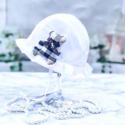 Βρεφικό καπέλο Burberry style