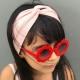 Παιδικά γυαλιά ηλίου για κορίτσια κόκκινο
