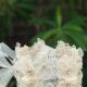 Στεφανάκι βάπτισης Champagne lace