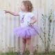 Φουντωτή φούστα Lavender Tutu