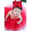Φουντωτή φούστα Tutu κόκκινη