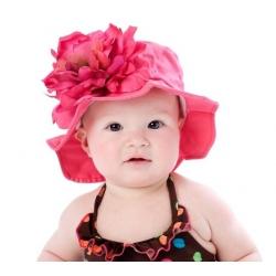 Καπέλο για κορίτσι Red