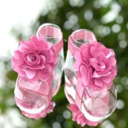 Βρεφικά σανδάλια για μωρά Dusty pink