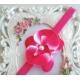 watermelon orchid flower