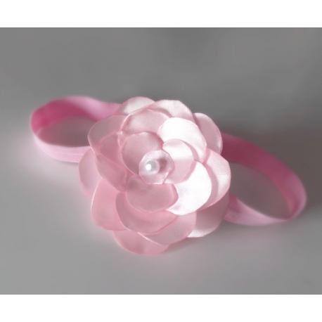 """Κορδελα """"pink lily"""""""