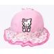 """καπελο """"Hello Kitty"""" pink"""