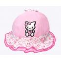 """Καπέλο για μωρό """"Hello Kitty"""" pink"""