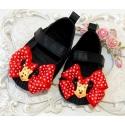 βρεφικά παπουτσάκια για κορίτσι Minnie