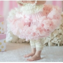Φούστα για κορίτσι Light pink