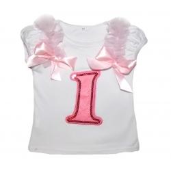 Μπλουζάκι (1) γενέθλια κοντομάνικο