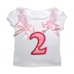 Μπλουζάκι (2) γενέθλια κοντομάνικο