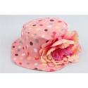 Καπέλο για κορίτσι Coral pink