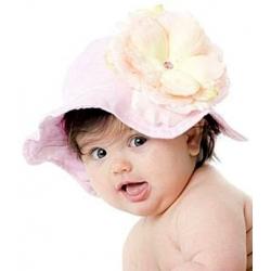 Καπέλο για κορίτσι Light pink