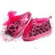 """Παπουτσακια """"Leopard"""" fuchsia"""