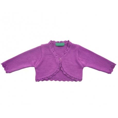 """μπολερο για κοριτσι """"Purple"""""""